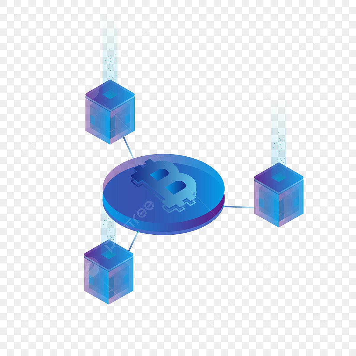 Science Fiction Bitcoin Generator, 2 5d, Bitcoin, Blockchain