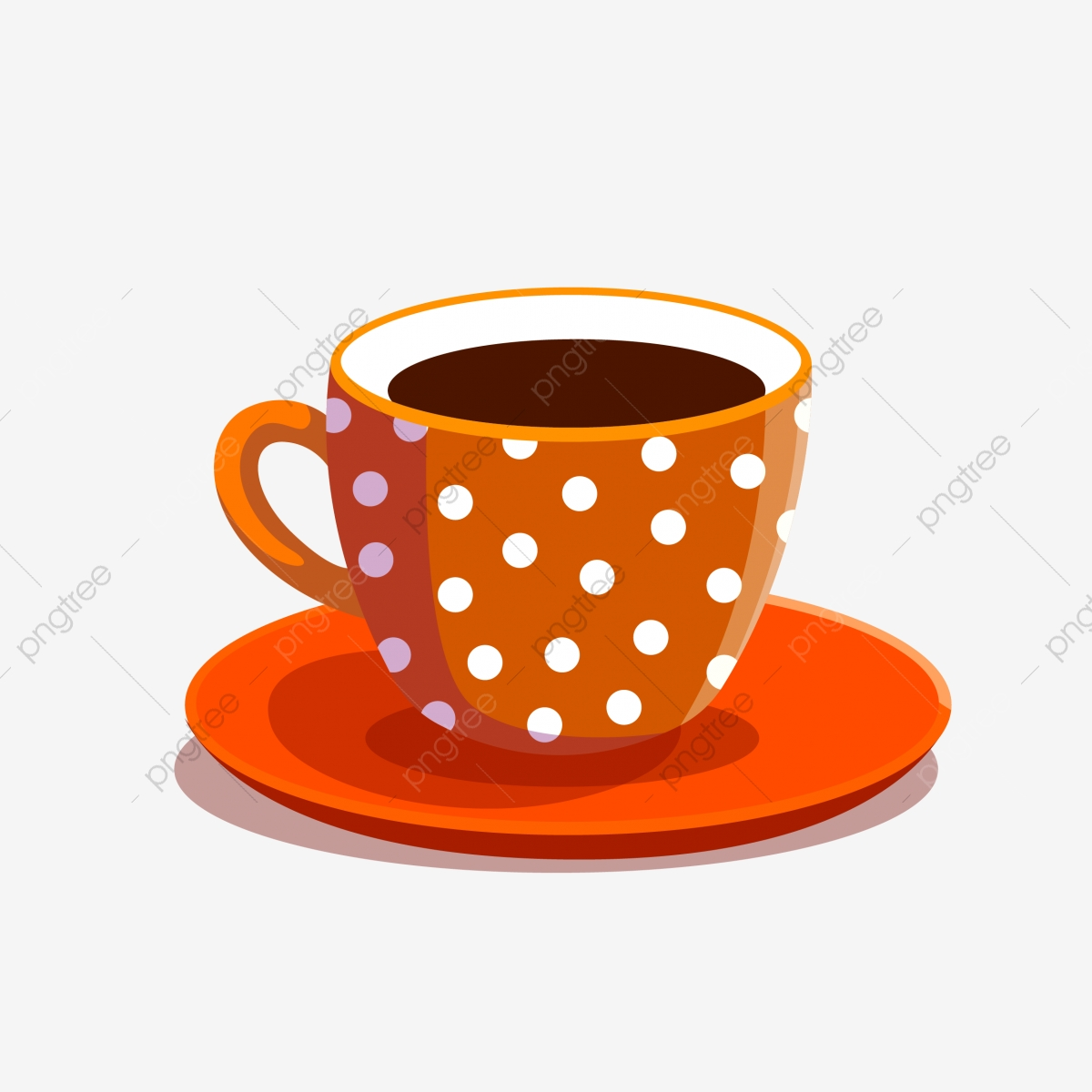 Simple Style Coffee Cup Element For Commercial Use Coffee Mug Clipart Coffee Cup Png And Vector With Transparent Background For Free Download