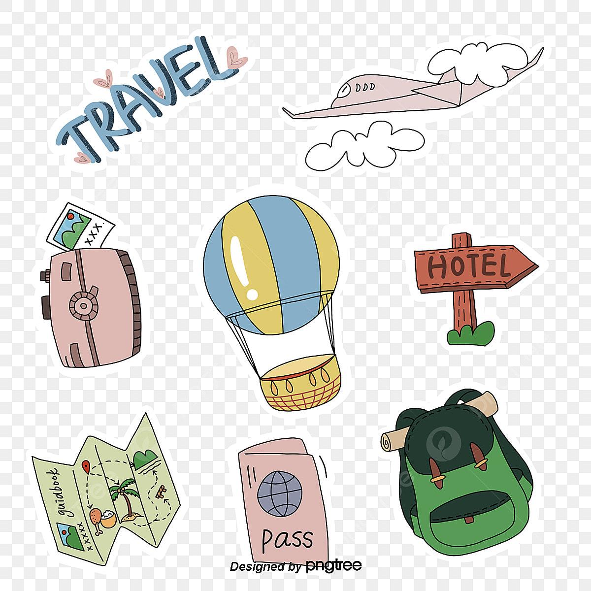 Travel Clip Art