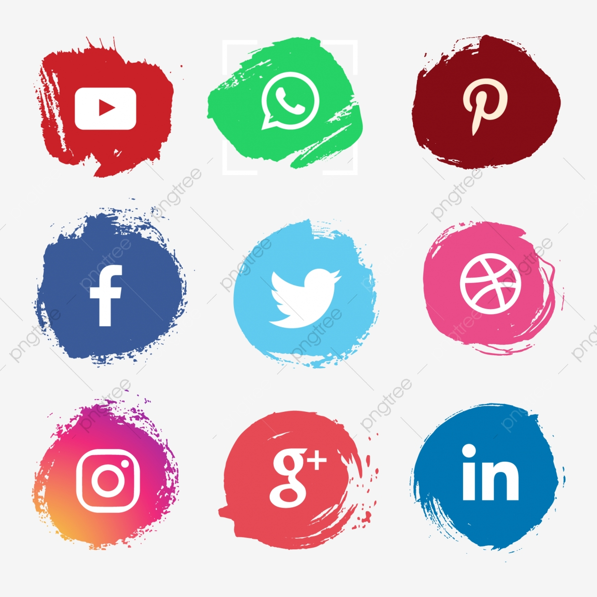 Social Media Icon Pack Instagram Ig Boomerang Png And Vector With Transparent Background For Free Download