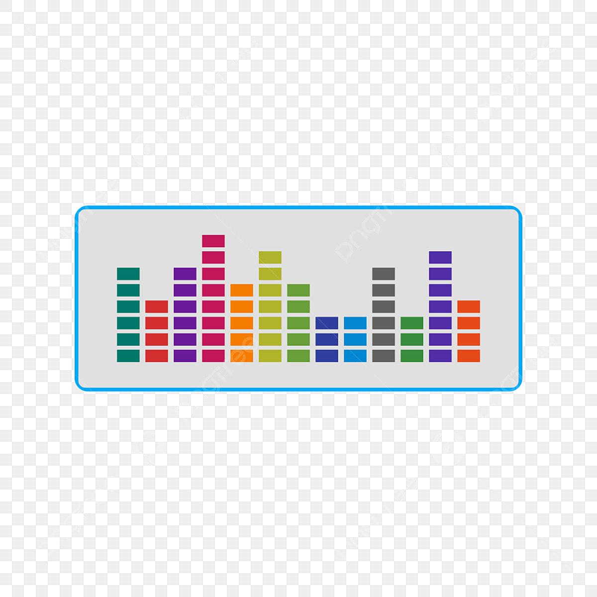 Sound Beats Vector Icon, Audio Icon, Music Icon, Sound Beat Icon PNG