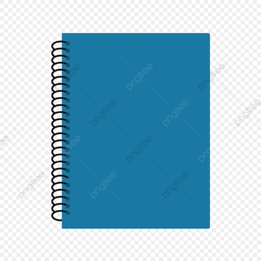 Spiral Notebook Icon, Diary, Document, Note Book PNG and Vector with
