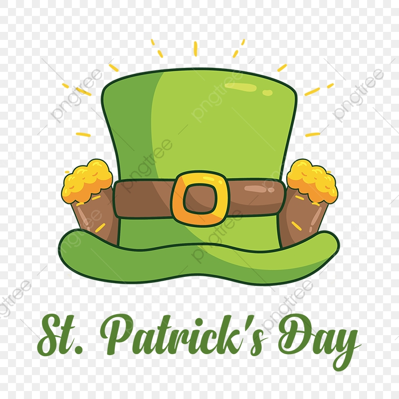St Patrick S Day Vector Material Element St Patrick S Day Png Transparent Clipart Image And Psd File For Free Download