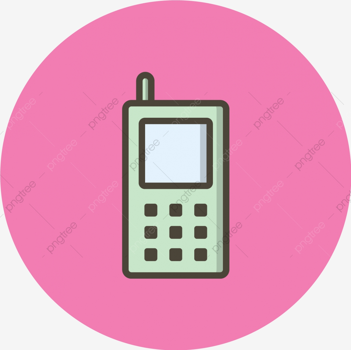 Vector Cell Phone Icon Phone Icons Cell Icons Eco Png And Vector With Transparent Background For Free Download