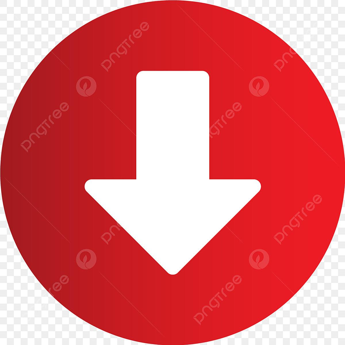 Vector Down Arrow Icon Arrow Arrow Down Arrows Png And