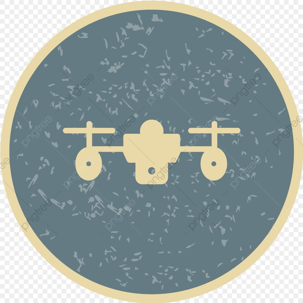 Vector Drone Icon, Drone, Camera, Fly PNG and Vector with