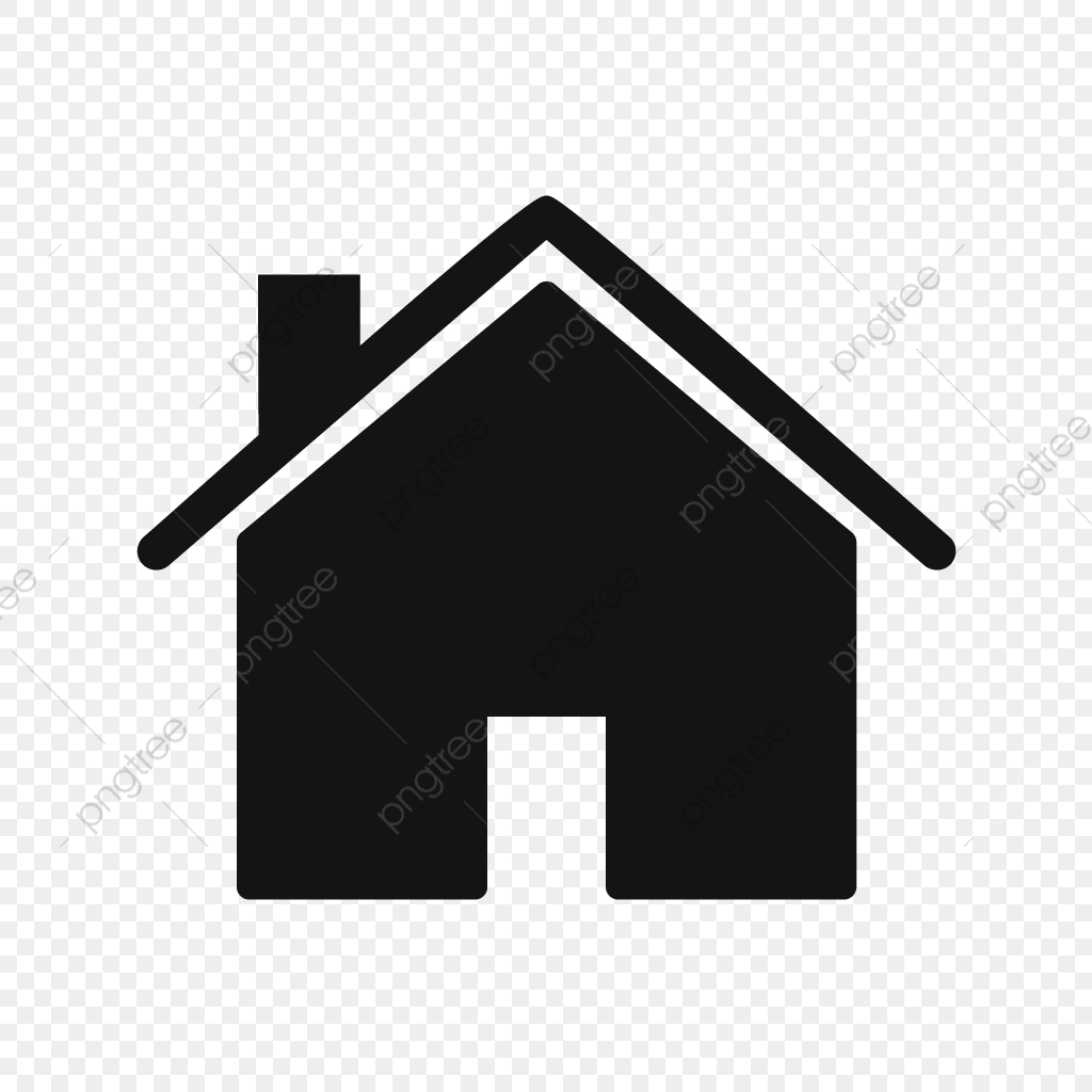Vector House Icon, Apartment, Home, House PNG and Vector