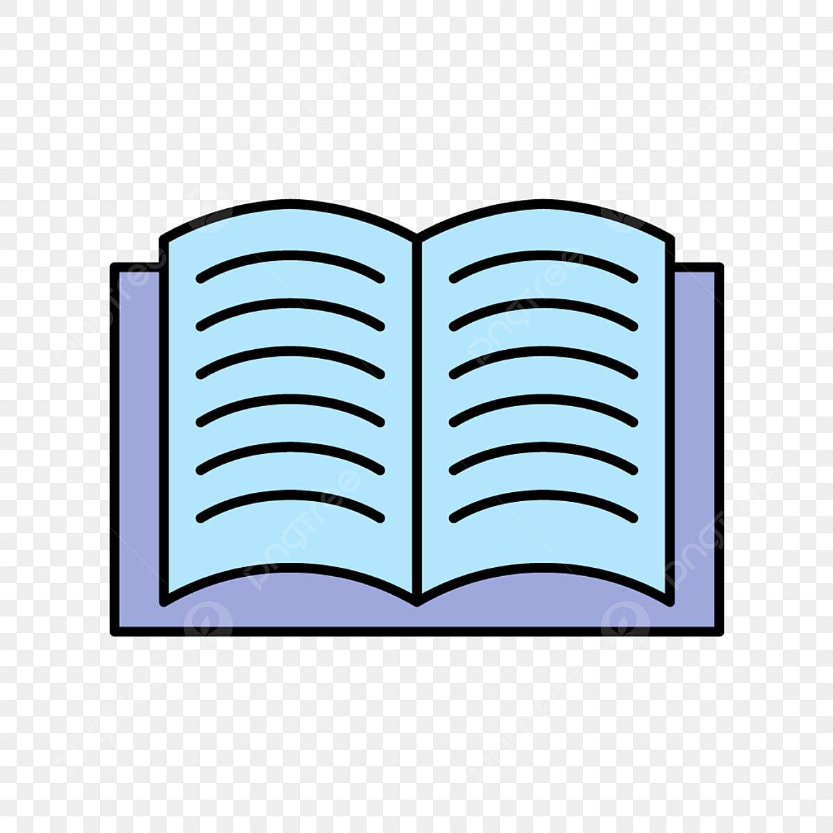 Licone Vecteur Livre Ouvert Livre Livre Icone Conception