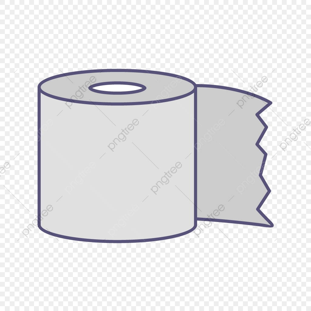 Vector Toilet Paper Icon Toilet Paper Wipe Clean Png And Vector