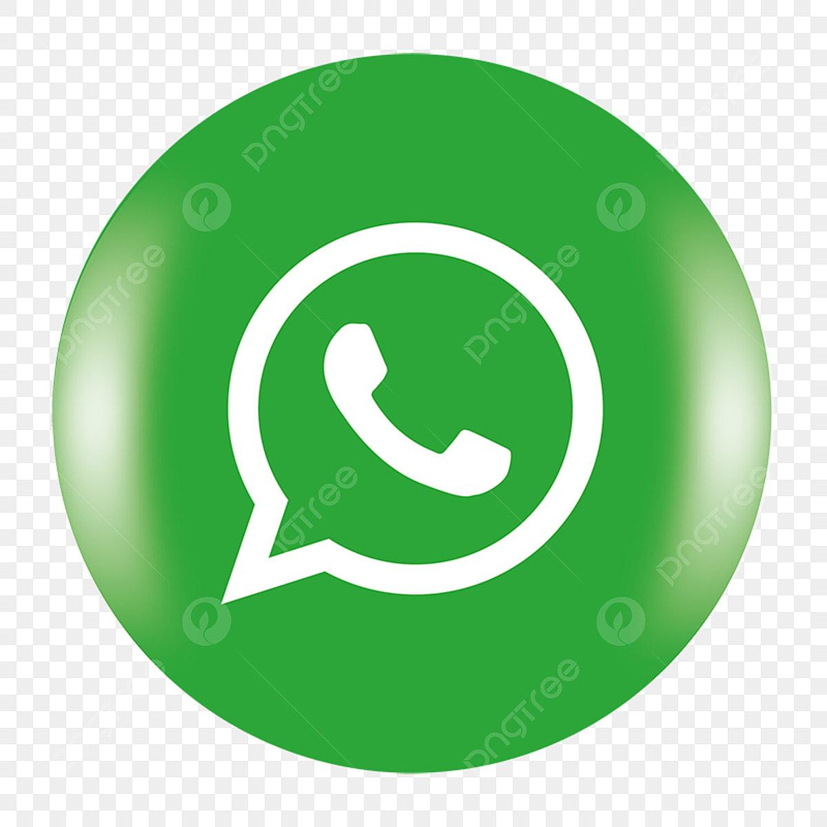 Whatsapp Icon Logo Whatsapp Logo , Social Media Icon, Set