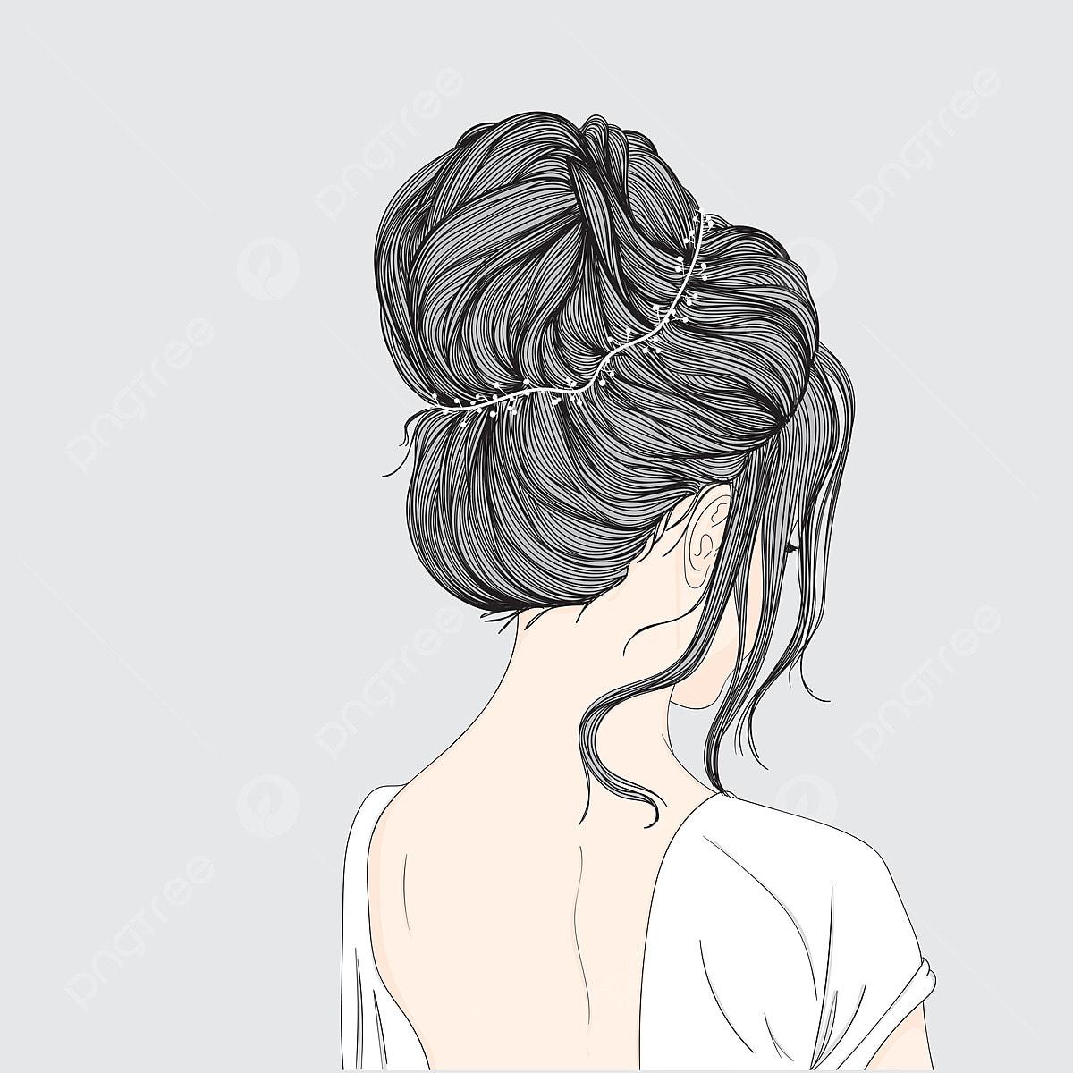Abbildung Malen Frauen Frisuren Von Dieser Seite Nach Genommen Sie