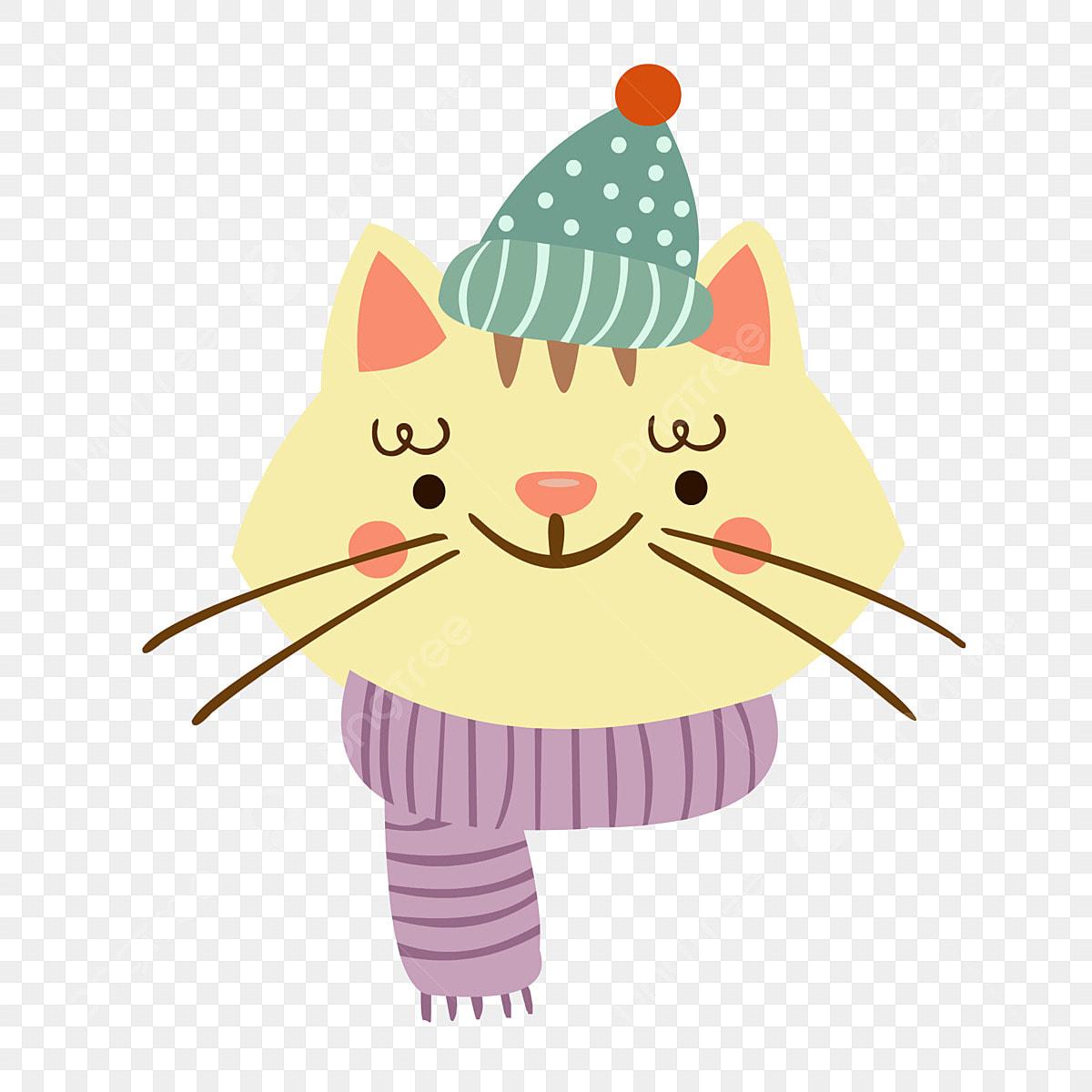 free download vector cartoon kitten