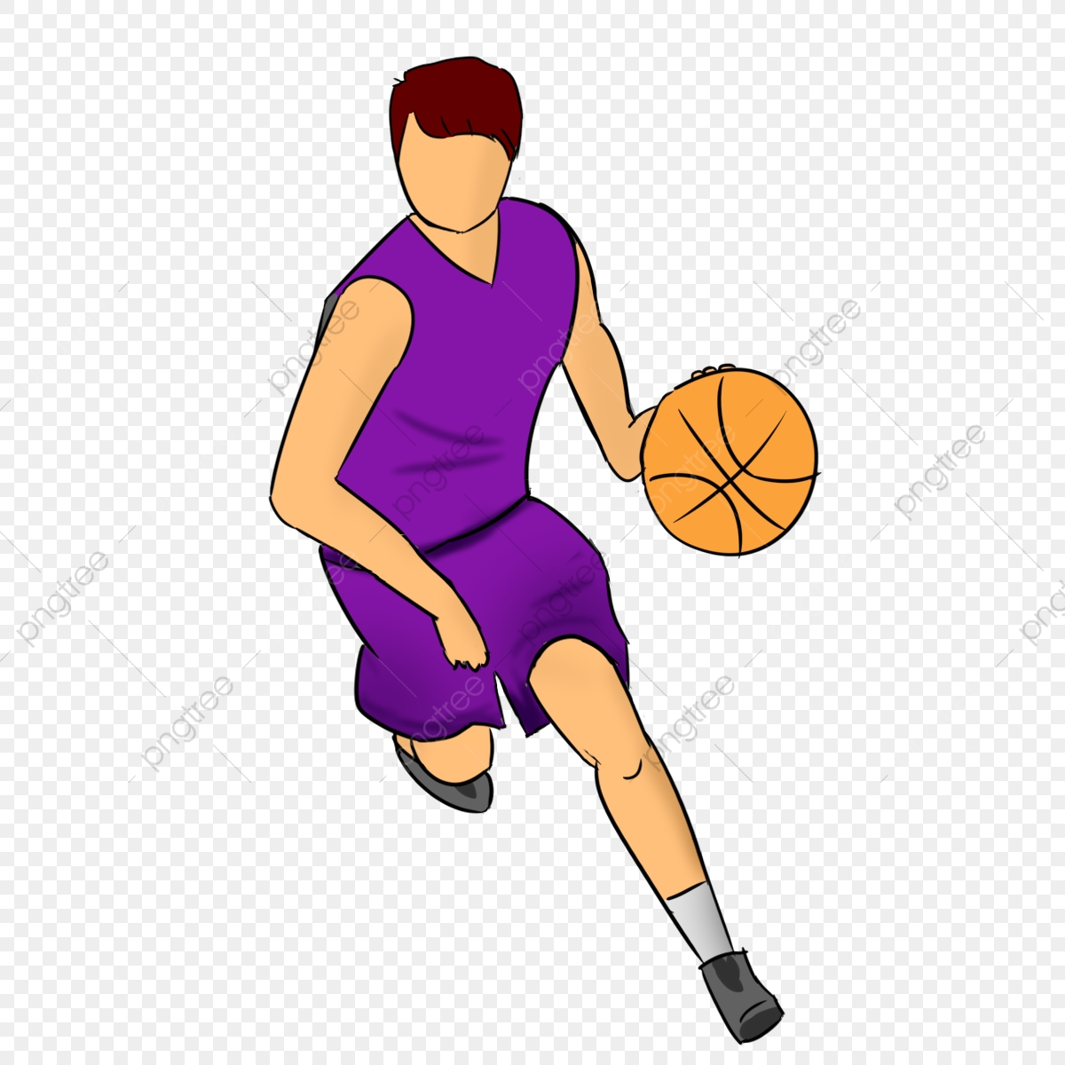 Cheap Basketball Hoops - Basketball Hoop Clear Background, HD Png Download  - kindpng