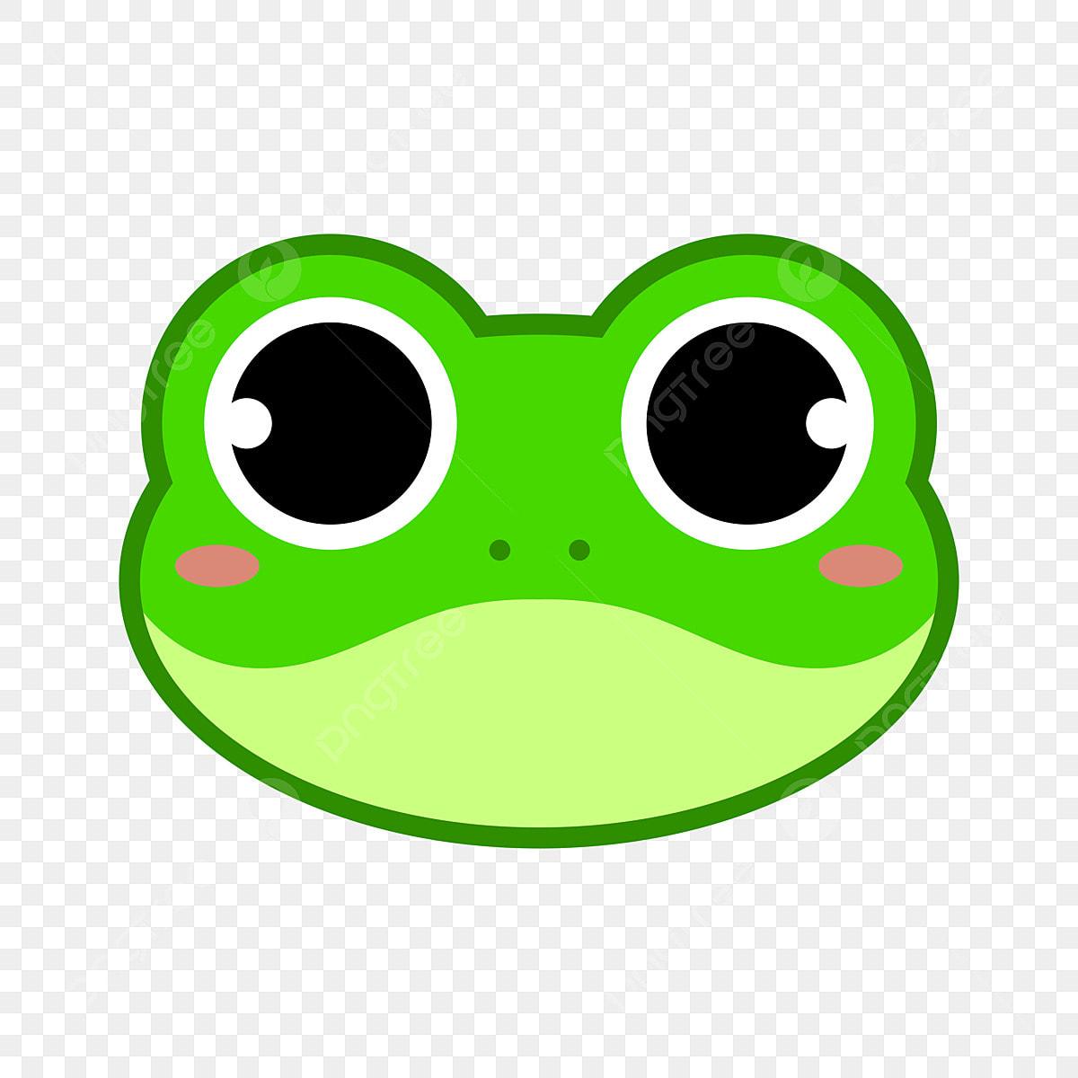 Gambar Kepala Katak Kartun Cikimmcom