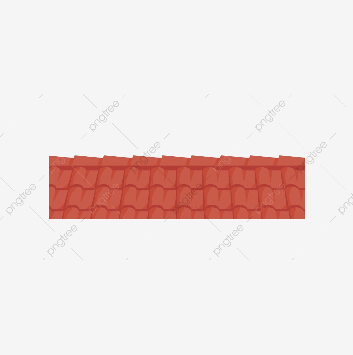 Eaves Roof Brick House Tile Tile Roof Brick Png And Vector With Transparent Background For Free Download
