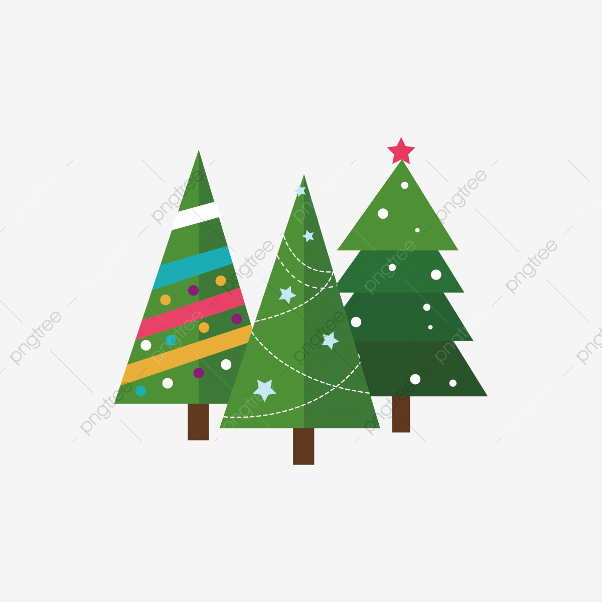Stella Di Natale A 5 Punte.Verde Natale Albero Di Pino Stella A Cinque Punte Natale Stella A