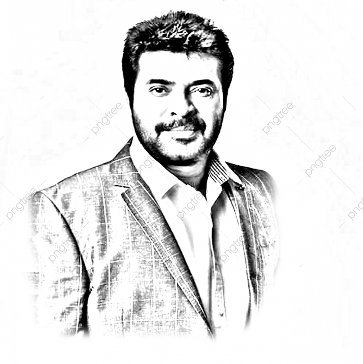 Mammootty Malayalam Actors Actors Png Transparent Clipart Image And Psd File For Free Download