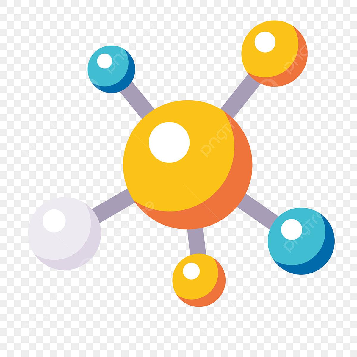 Estructura Molecular La Física Biología Molécula Pequeña