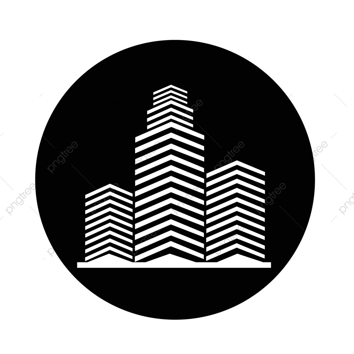 Office Building Icon, Icon, Business, Condo PNG and Vector