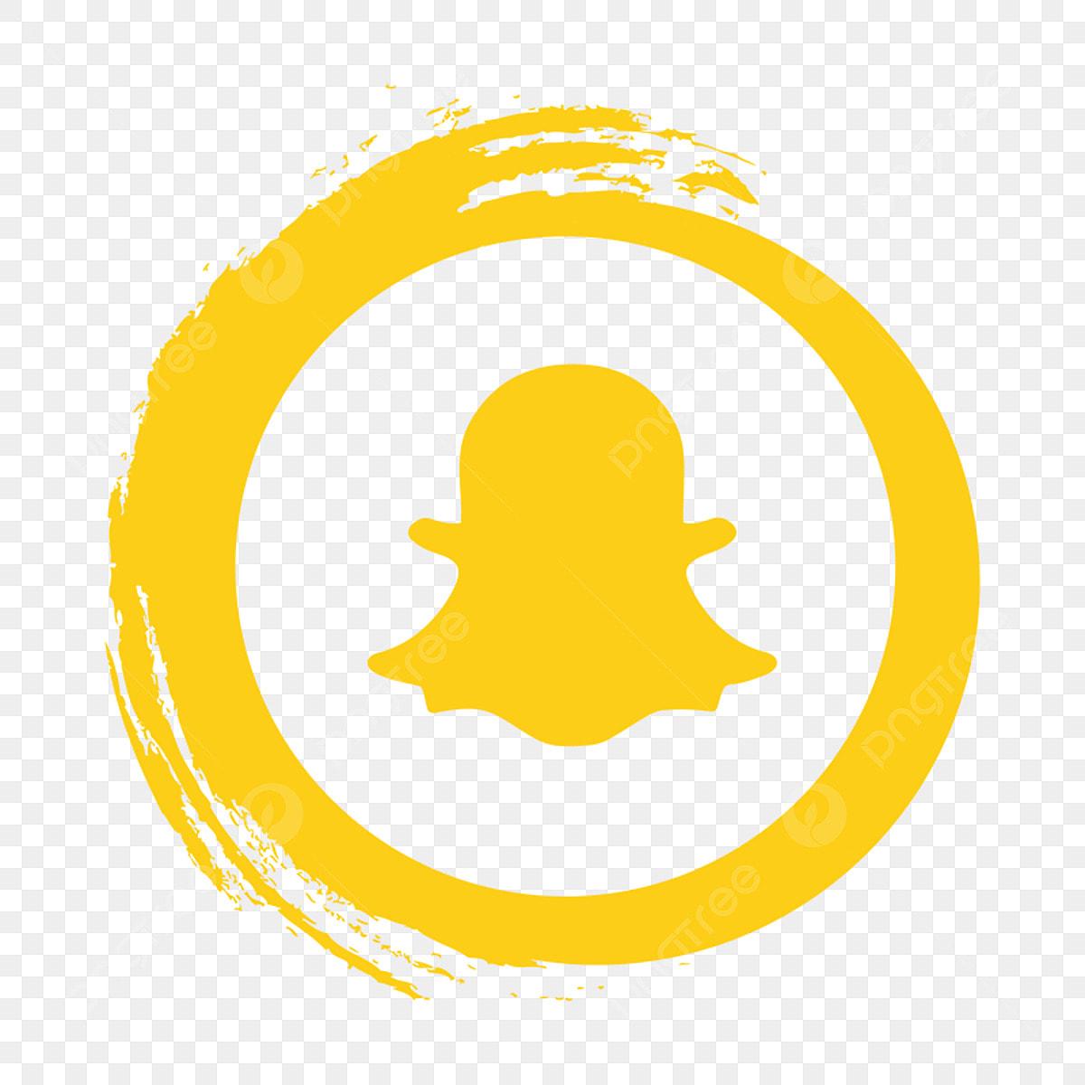 Snapchat Icon Logo, Snapchat Logo, Snapchat Icon, Snapchat