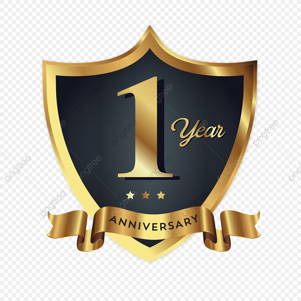 1st anniversary badge logo icon logo icons badge icons anniversary png and vector with transparent background for free download https pngtree com freepng 1st anniversary badge logo icon 3575106 html