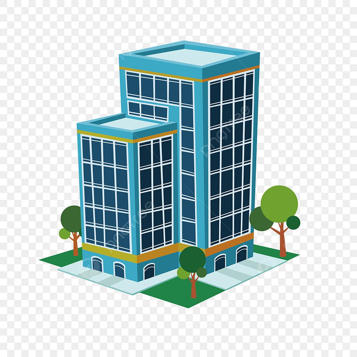 2 5d building 2 5d bungalow building bungalow cartoon