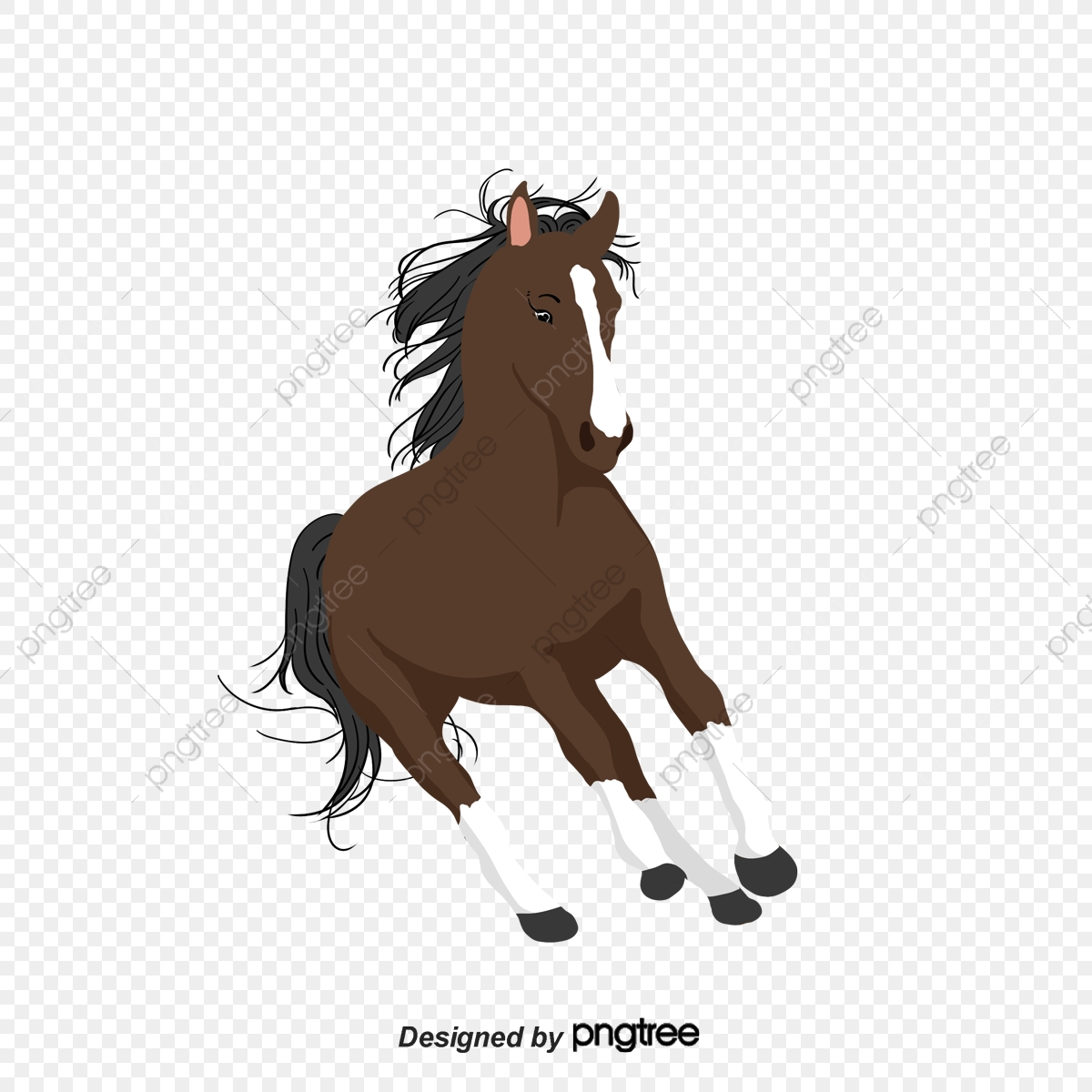 A Running Horse Horse Clipart Clip Art Comic Png Transparent Clipart Image And Psd File For Free Download