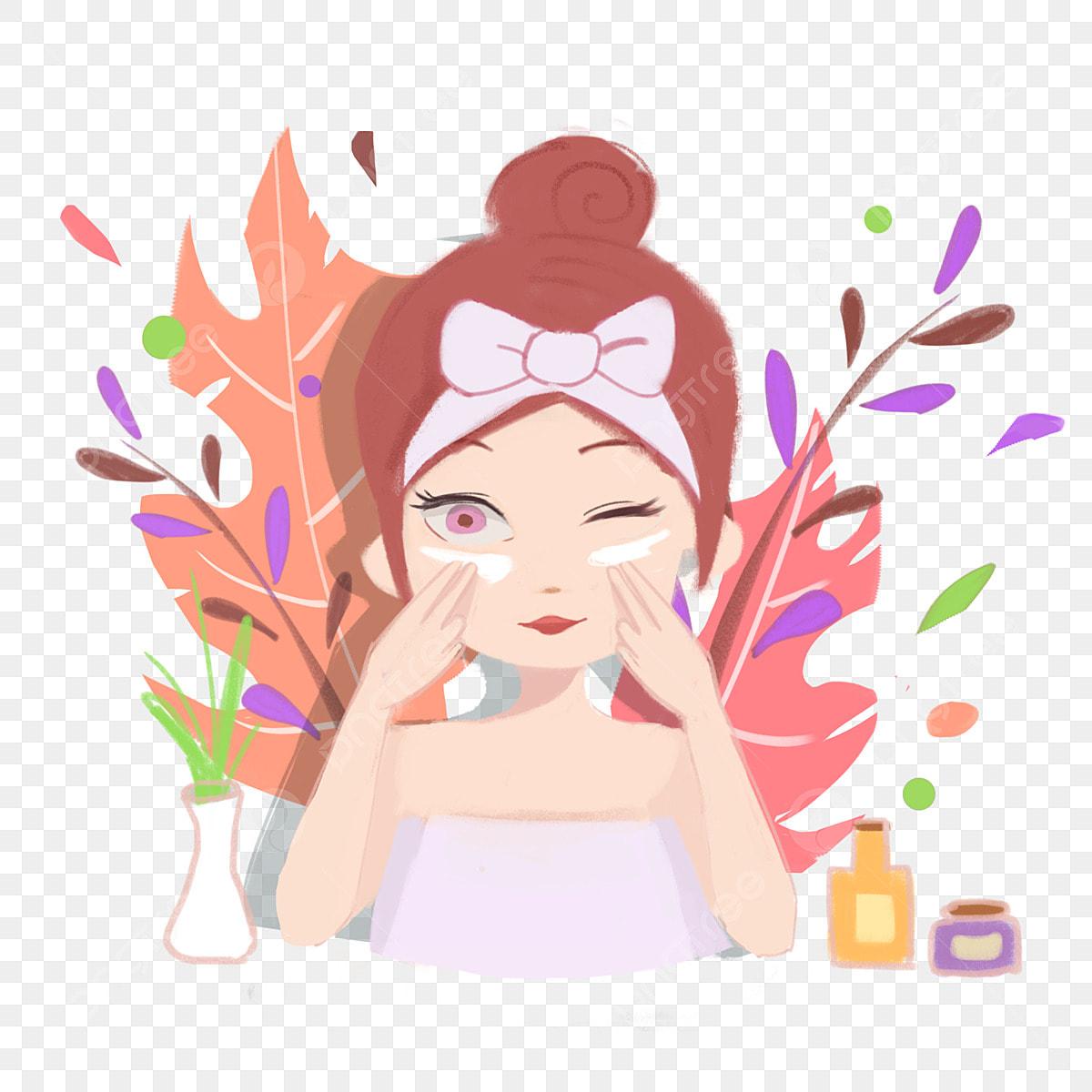 Makeup And Skin Care: Beauty Makeup Step Skin Care Facial, Nursing, Cosmetic