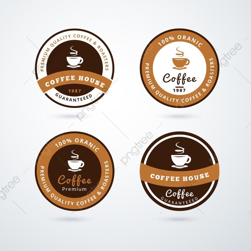 405600526 Cafe Label Logo Cafe Label Design Label Design Vintage Label PNG ...