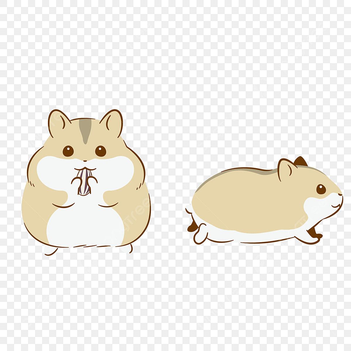 Dessin Anime Mignon Hamster Image Dessinee A La Main Clipart Hamster Hamster Ai Image De Dessin Anime Dessine A La Main Hamster Png Et Vecteur Pour Telechargement Gratuit