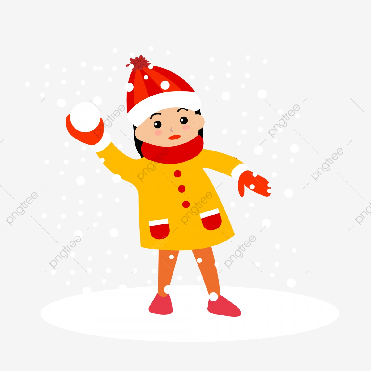 Clipart winter child, Clipart winter child Transparent FREE for download on  WebStockReview 2020