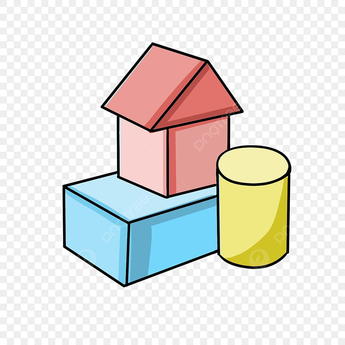 Niños Construcción Pequeña Dibujos Juguetes De Animados Bloque Para fvY6ybg7
