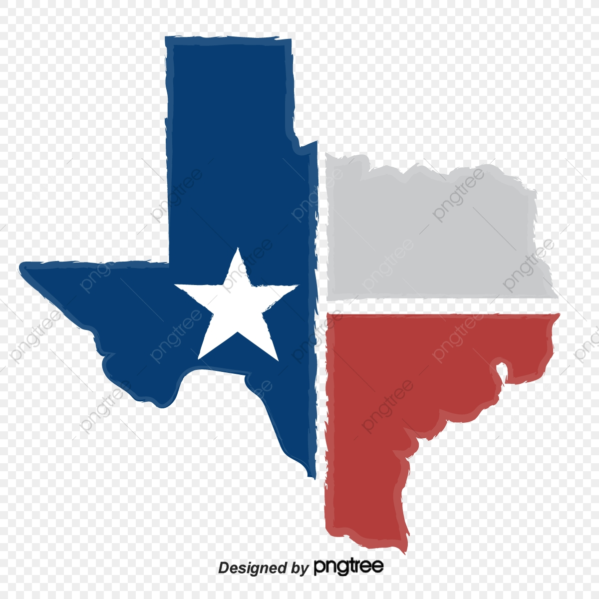 Chalk Margin Texas Map, Logo, Usa, Map PNG and Vector with ...