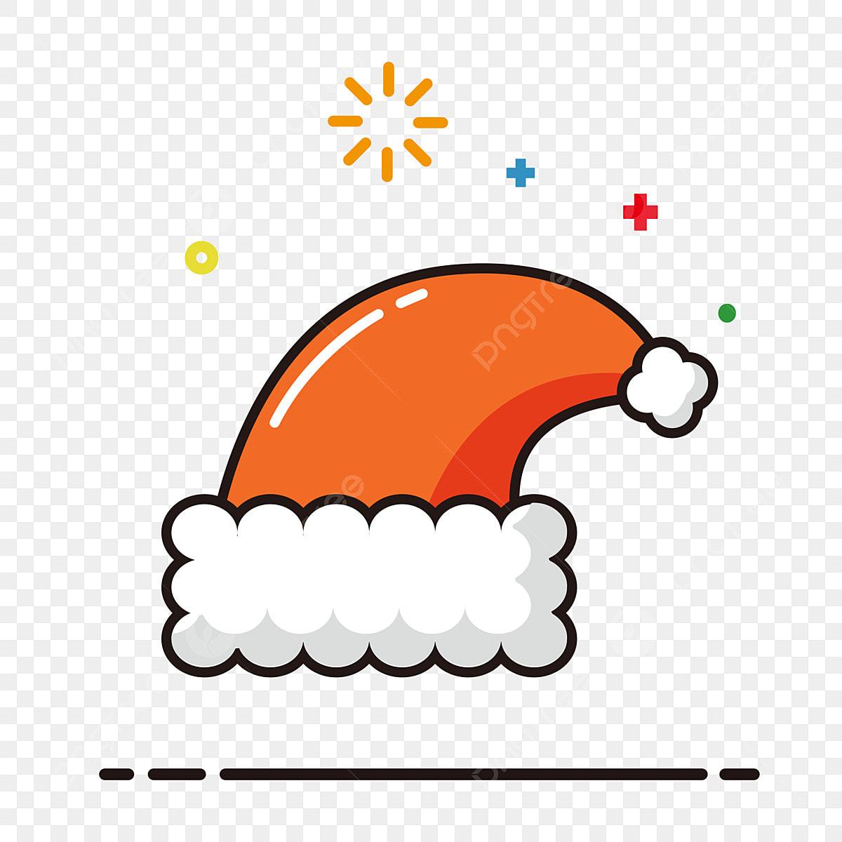 Dibujos De Navidad Creativos.Navidad Sombrero Mbe Dibujos Animados Creativos Elementos