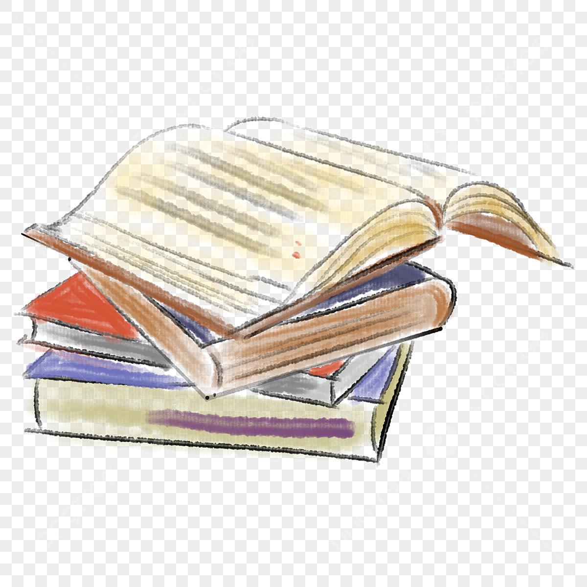 Livre De Couleur Livre Rouge Livre Bleu Livre Ouvert Papier
