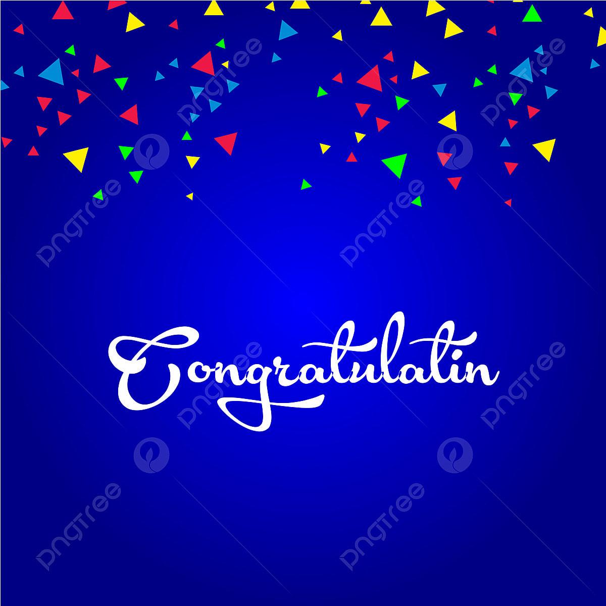 congratulation vector template design illustration  congratulations  congratulation  modern png