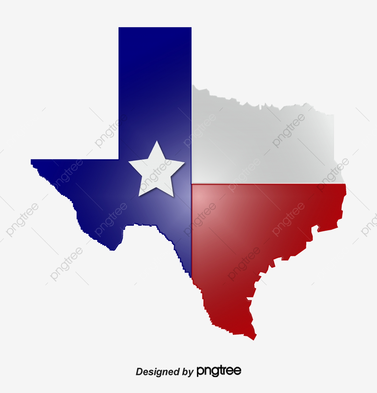 Creative Texas Map Cartoon Map Texas Png And Vector With