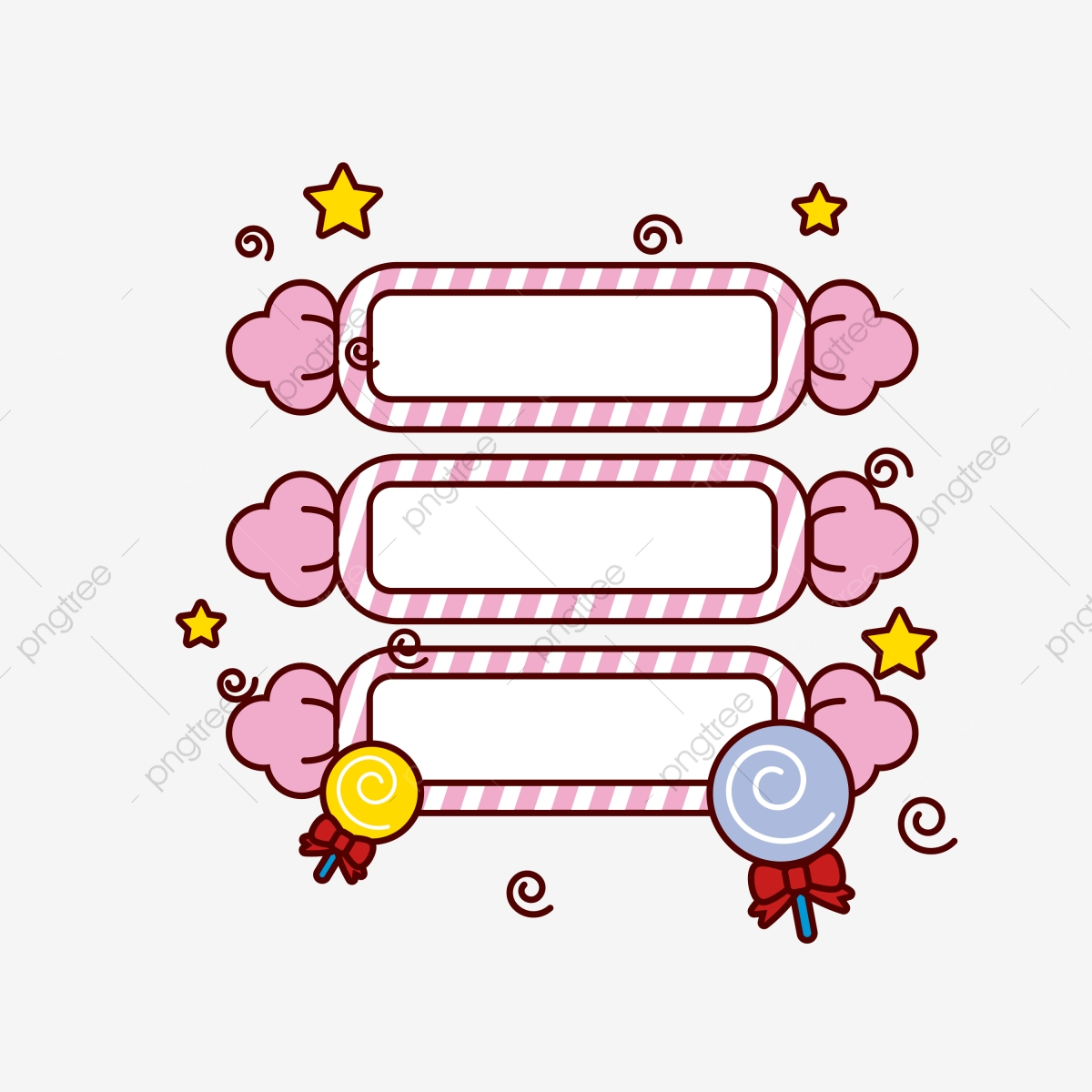 new years day png images vector and psd files free download on pngtree https pngtree com freepng cute border new years pink new years day border 3900845 html
