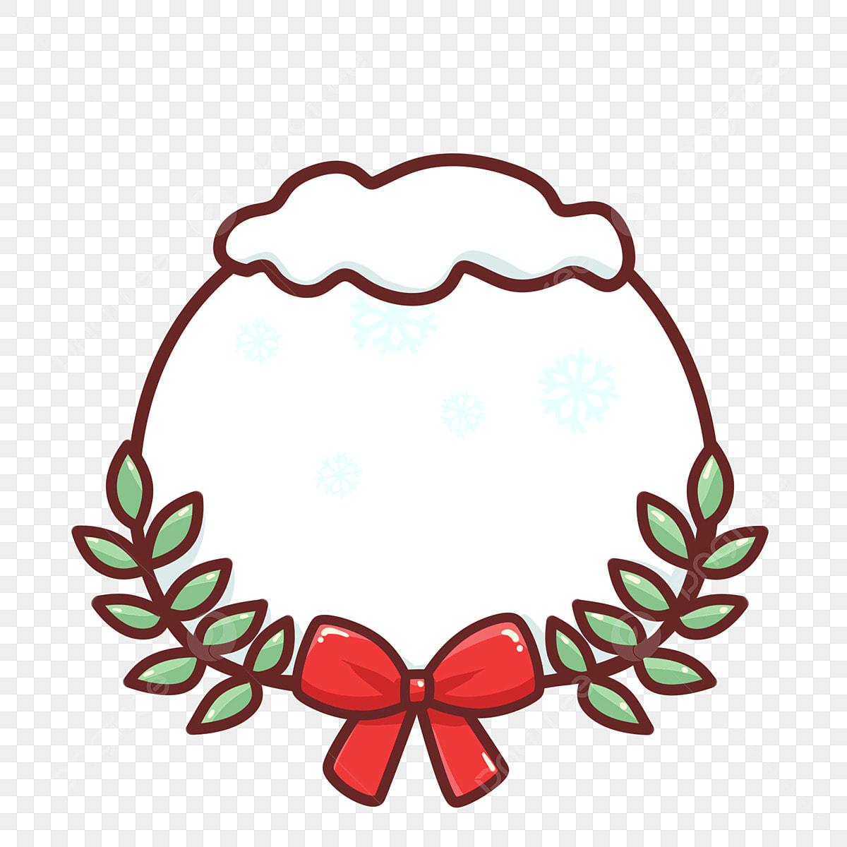 Christmas Header Clipart.Cute Minimalistic Christmas Hand Drawn Border Header