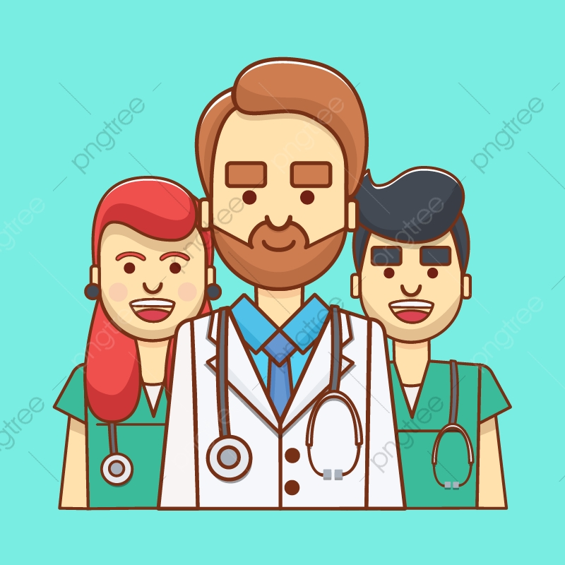 Medical Team Vector Transparent PNG - 728x343 - Free Download on NicePNG