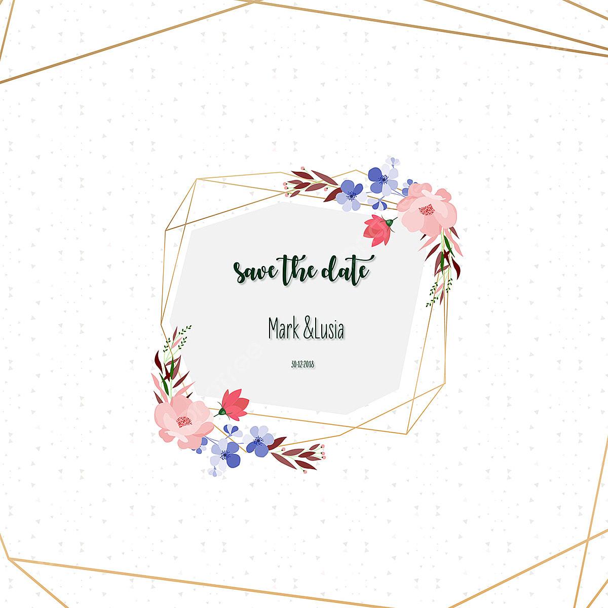 Elegant Wedding Invitation Card Wedding Card Weddinginvitation Cards Png And Vector With Transparent Background For Free Download