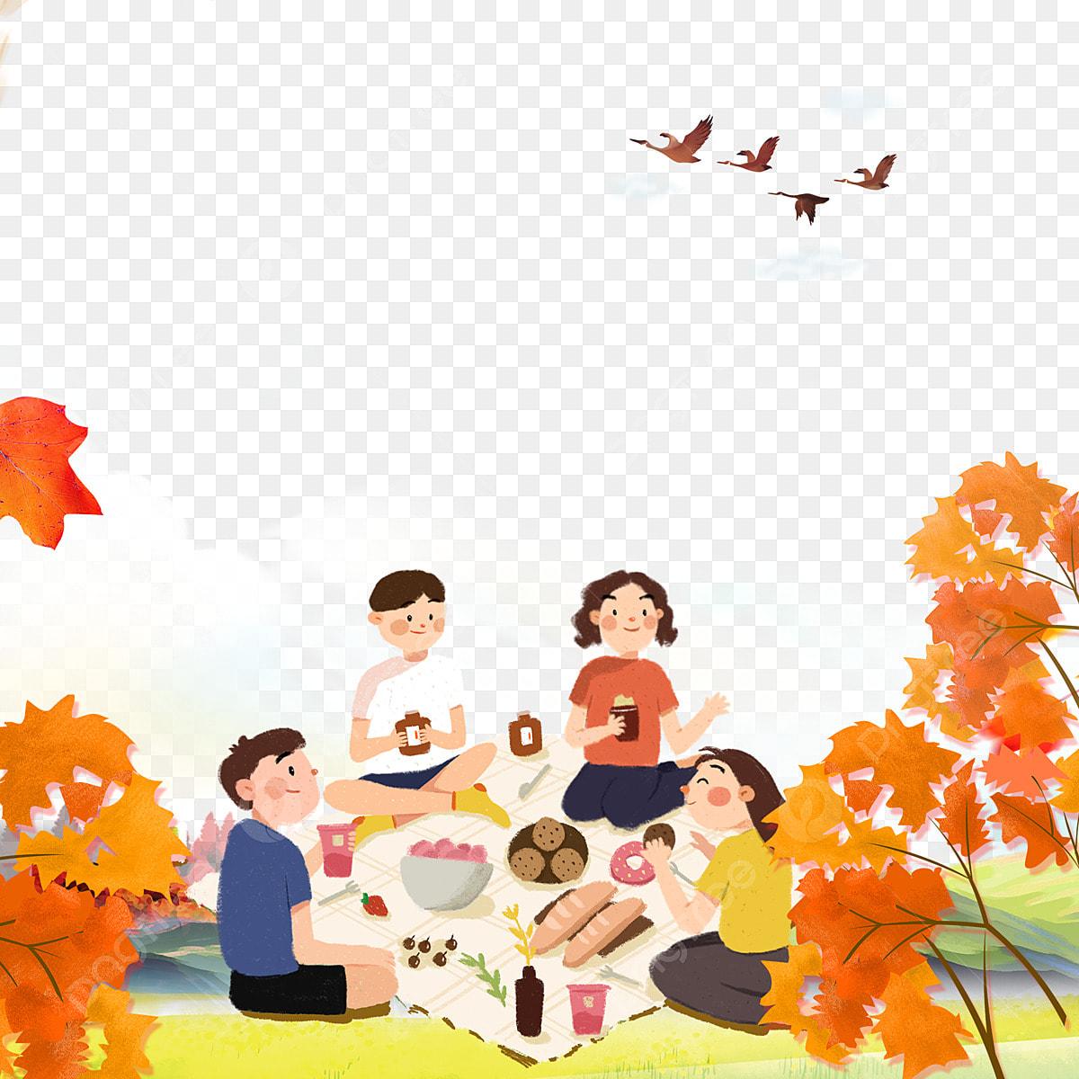Autumn Day Clip Art