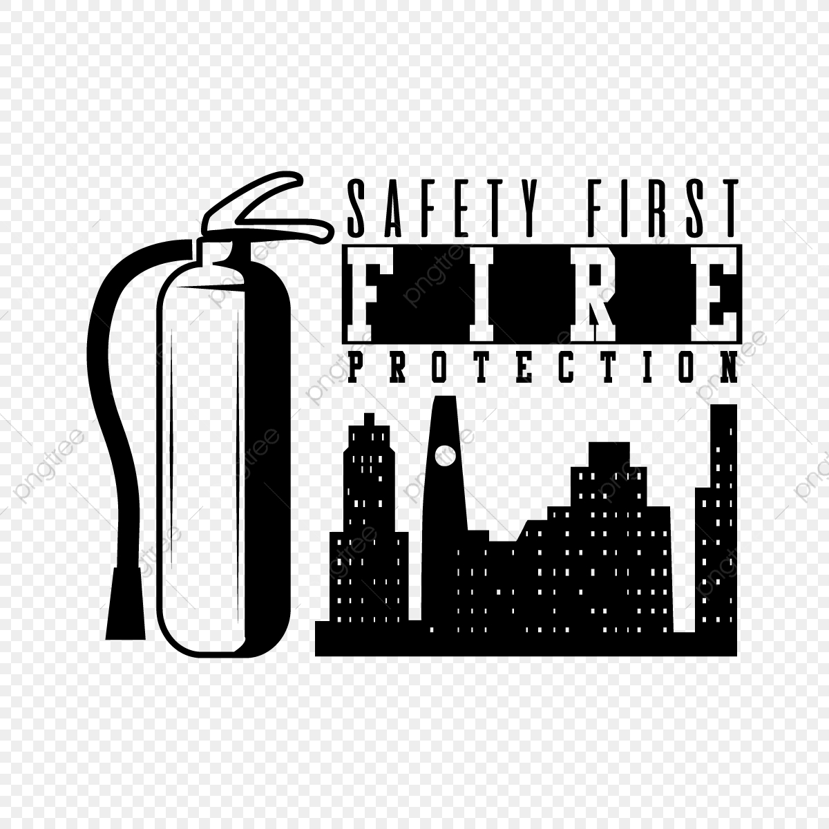 Fire Fighter Logo Illustration Fire Logo Fighter Png And Vector With Transparent Background For Free Download