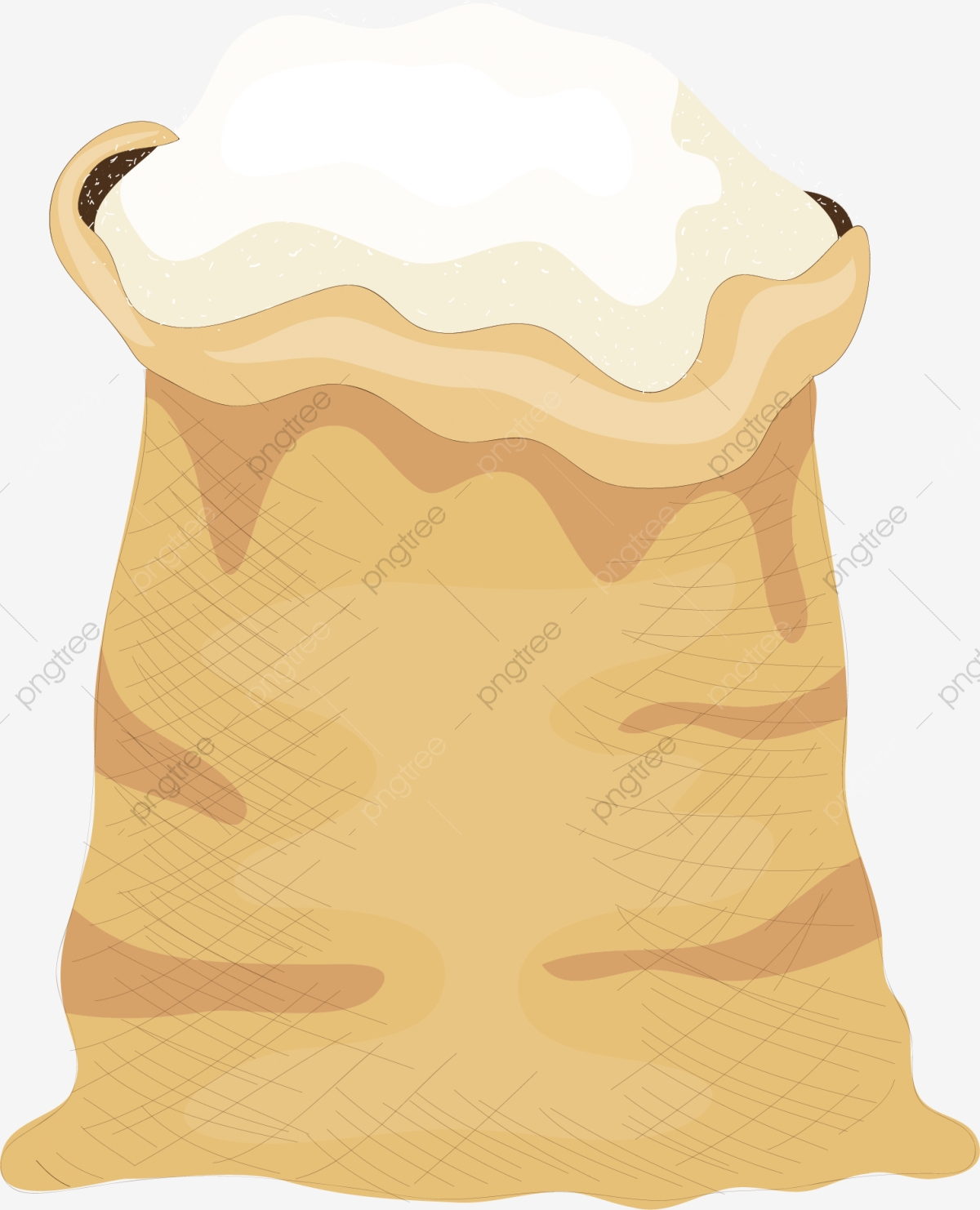 flour sack cartoon flour cartoon illustration creative cartoon illustration png and vector with transparent background for free download https pngtree com freepng flour sack cartoon flour 3945561 html