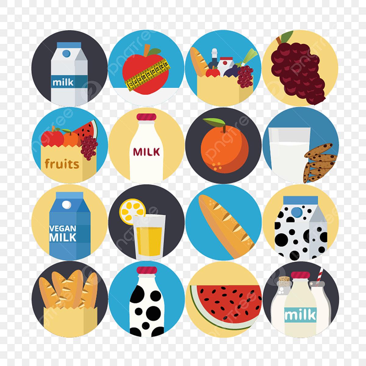 L Alimentation Des Icones Clipart Alimentaire Icone Fruit Png Et Vecteur Pour Telechargement Gratuit