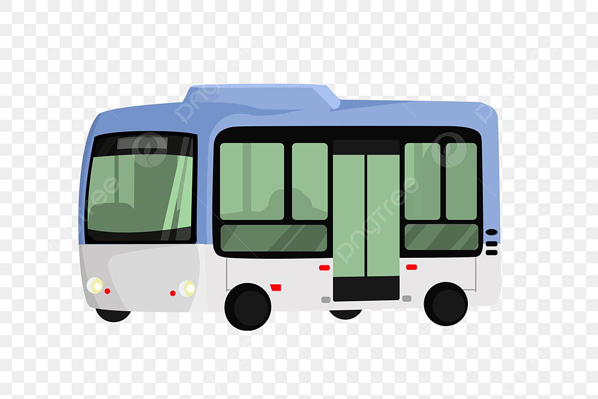 Gambar Kereta Yang Ditarik Tangan Kereta Kartun Bas Kereta Biru Bas Ulang Alik Kereta Ilustrasi Png Dan Psd Untuk Muat Turun Percuma