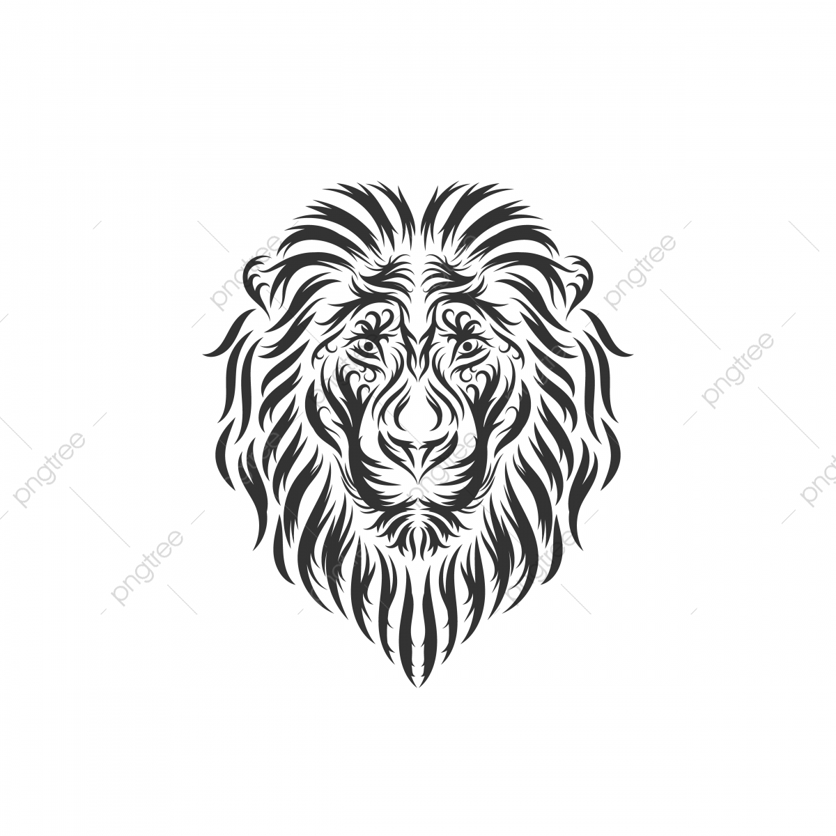 Lion Head Png Images Vector And Psd Files Free Download On Pngtree Discover and download free lion head png images on pngitem. https pngtree com freepng hand drawn lion head inspirations 4157981 html