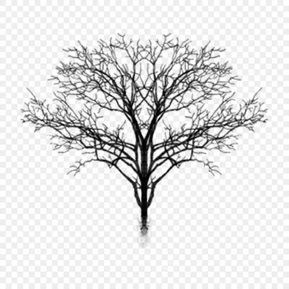 Bahan Komersial Siluet Pokok