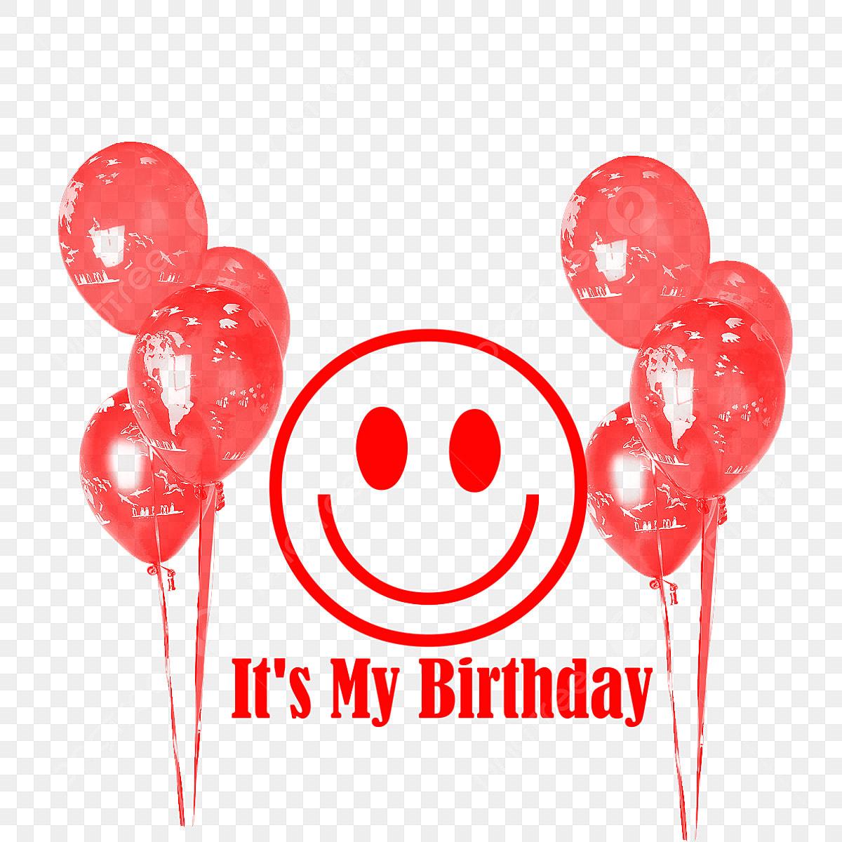 お誕生日おめでとう 風船 誕生日 クリップアート画像とpsd素材ファイルの