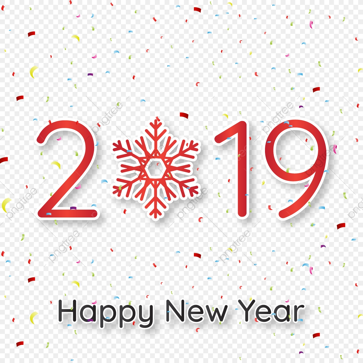 Happy New Year Transparent 63